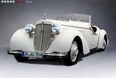 1935 Audi Front 225 Roadster