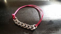 2-in-1 5 minute no-pliers project: colourful hair tie/ bracelet