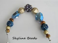 Jesses James 7 inch Bead Strand / Vintage Family / by SkylineBeads, $3.65