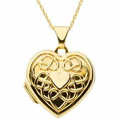 Engraved 14k Locket - You to Me are More Precious than a Heart of Gold    i love this and its perfect for everything i've looked for in a locket