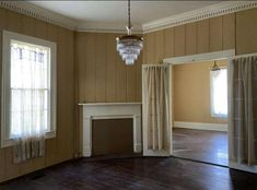 c. 1871 Greek Revival in Kosciusko, MS - $70,000 - Old House Dreams French Mansion, English Cottage Style, Interior Decorating, Interior Design, Old House Dreams, Farmhouse Style, Home Office, Greek, Mansions