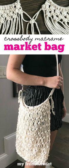macrame crossbody market bag - My French Twist Macrame Bracelet Patterns, Macrame Bag, Micro Macrame, Macrame Patterns, Crown Braid Wedding, Wedding Updo, Braided Hairstyles For Wedding, Braided Updo, Prom Hairstyles
