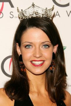 Miss America 2005, Deidre Downs (Alabama)