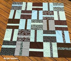 Two Four Six  simple instructions for making this pattern