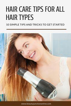 Discover the best hair care tips for all hair types