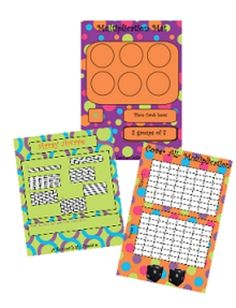 Here's a set of SMARTBoard files with several different multiplication activities.