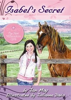 New Millennium Girl Books by Jan May-FREE on KINDLE Jan 26-28-Wonderful faith-filled adventure book for girls 8-12. Grab it for the girls you love!