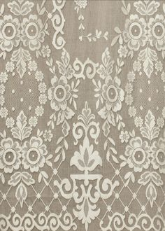 Norfolk Nottingham Lace Curtain direct from London Lace: London Lace we specializing in the finest Scottish and Madras lace curtains and products like Norfolk Nottingham Lace Curtain.