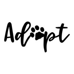 Silhouette Design Store: adopt pets