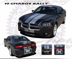 Dodge Charger N-Charge Rally Mopar Style Vinyl Graphic 10 Inch Racing Stripes Dodge Charger Models, 2014 Dodge Charger, Current Generation, Thing 1, Racing Stripes, Mopar, Rally, This Or That Questions