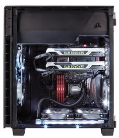 Corsair's Carbide 600Q and 600C cater to the inverted-ATX segment - http://vr-zone.com/articles/102631/102631.html