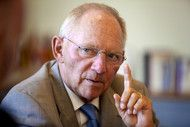 Schaeuble Seen Holding German Finance Post as SPD Chiefs Concede.(December 3rd 2013)