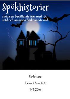 4 Spökhistorier HT16 E2007AB