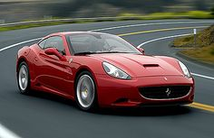 Ferrari California F1 - divulga��o