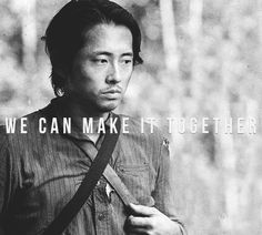 """Glenn to the group at 5x11 """"The Distance"""" 