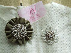 Tocados Ana Vez detalles para pelo y vestidos realizados a mano. Diseños personalizados adaptados al look que elijas.