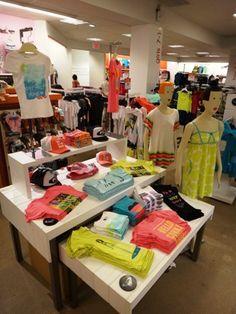 visual merchandising table - Google Search