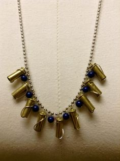 Bullet Necklace, Bullet Jewelry, Arrow Necklace, Shotgun Shell Crafts, Bullet Shell, Jewelry Ideas, Unique Jewelry, Christmas Gifts For Women, Bullets
