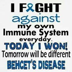 I fight and I will win 32 years I waited to not feel crazy feel like hypochondriac or sick. Today I know