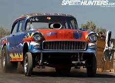 55 56 57 Chevy Gasser - Bing Images