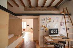 casa del caso: fresh taste   studio de goma, Barcelona