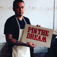 Pin the dream with @Everett Katigbak, a short film by @Skip Bronkie. (Click the image to watch!)
