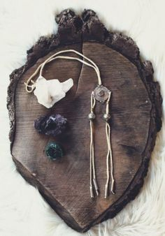 Natural stones and wood | Inspiration natural styling