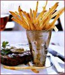 People throughout France sit down regularly to a meal of deceptive simplicity and universal appeal: steak and french fries. It may seem like the world's ea...