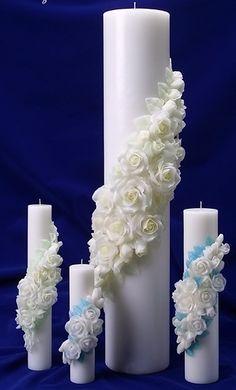 Christmas Flower Floating Candle (Рождественский цветок Плавающие свечи)