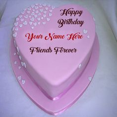 New Name Pix Birthday Cake Wishes Pictures Edit Online. Write or Print Name HBD Cake Image. Beautiful Name Wishes Bday Cake. Birthday Heart Look Cake Photo. Write Name On Cake, Birthday Cake Write Name, Heart Birthday Cake, Sweet Birthday Cake, Birthday Cake Writing, Strawberry Birthday Cake, Birthday Wishes Cake, Cake Name, Beautiful Birthday Cakes
