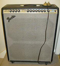 Fender Quad Reverb.