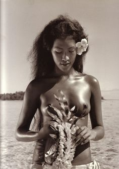 Tahitian girl tumblr can