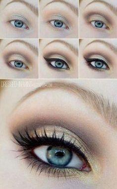 make up* paso a paso