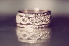 Like how it would match my engagement ring.