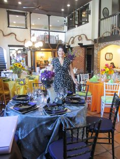 table design contest for our bridal open house country garden caterers - Country Garden Caterers