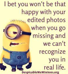 Photo editing...