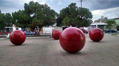 El parque de las esferas