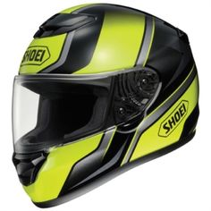 Be safe & be seen with the Shoei Qwest Overt TC3 Helmet - & it's at a bargain price!