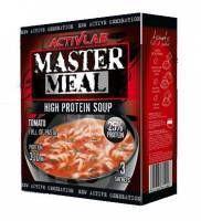 Master Meal ActivLab to znakomite, smaczne i wygodne w przygotowaniu zupki, które dostarczają najwyższej jakości składniki pokarmowe wspierające aktywność fizyczną.