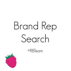 Wow! We are overwhelmed with the response we received with our #RBTeam search.  Thank you to every one of you who entered. We had a really tough decision to make. I truly wish we could have chosen each of you to represent our brand. By this time we have contacted every brand rep that we have chosen for this month! We would like to offer those of you who were not chosen a special discount please DM me for the code  We truly wanted you all to be #RBTeam so please keep your eyes peeled for our…