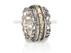 Our most Romantic Meditation Spinning Ring! Vision Of Love, Girly Things, Girly Stuff, Meditation Rings, Spinner Rings, Queen, Diamond Are A Girls Best Friend, Jewelery, Gemstones