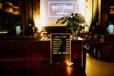We chat to the Abbeydale Picture House team to discuss why this old cinema is one of the coolest Sheffield wedding venues around Wedding Ceremony, Wedding Venues, Reception, Community Space, Marriage License, Listed Building, Amazing Spaces, Flower Wallpaper, Pretty Cool