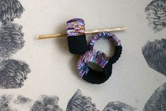 Pulseras orion negro-morado/ edición limitada © BOOX KAAX #HandMade #bangles #black #purplePattern #accessorios #booxkaax #negraselva #instinto #instinct #newcollection #handmade #hechoamano #limitededition #edicionlimitada