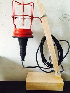 In construction lamp