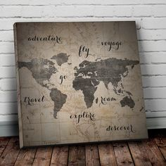 Framed executive world map with push pins 24x36 dry mounted in real framed executive world map with push pins 24x36 dry mounted in real wood walnut brown crafted in usa click image for more detailsit is amazon gumiabroncs Choice Image