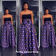 Rono Skirt with bow tie by THEAFRICANSHO ~African fashion, Ankara, kitenge, African women dresses, African prints, African men's fashion, Nigerian style, Ghanaian fashion ~DKKP on Etsy
