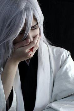 Sonosuke(Sonosuke) Jyushio Ukitake Cosplay Photo - Cure WorldCosplay