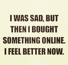 Ahhhh..... That's better   #onlineshopping  #truestory  #follow  #blondelife…