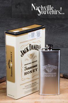 Flask Black Pitbull Dog 01R 8oz Stainless Steel Hip Drinking Whiskey