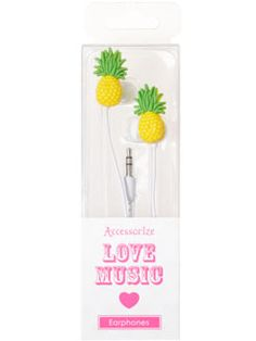"""""""You have pineapples in your ears."""""""
